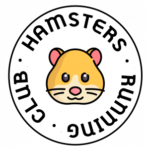 hamsters logo rond - KM 42 Podcast running par Bertrand Soulier
