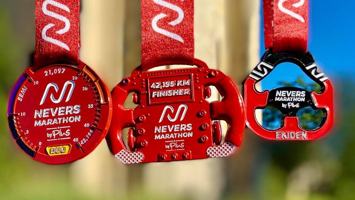 nevers marathon - KM 42 Podcast running par Bertrand Soulier