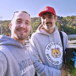 swimrun hamsters - KM 42 Podcast running par Bertrand Soulier