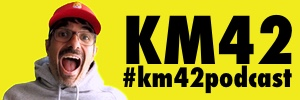 KM 42 Podcast running par Bertrand Soulier